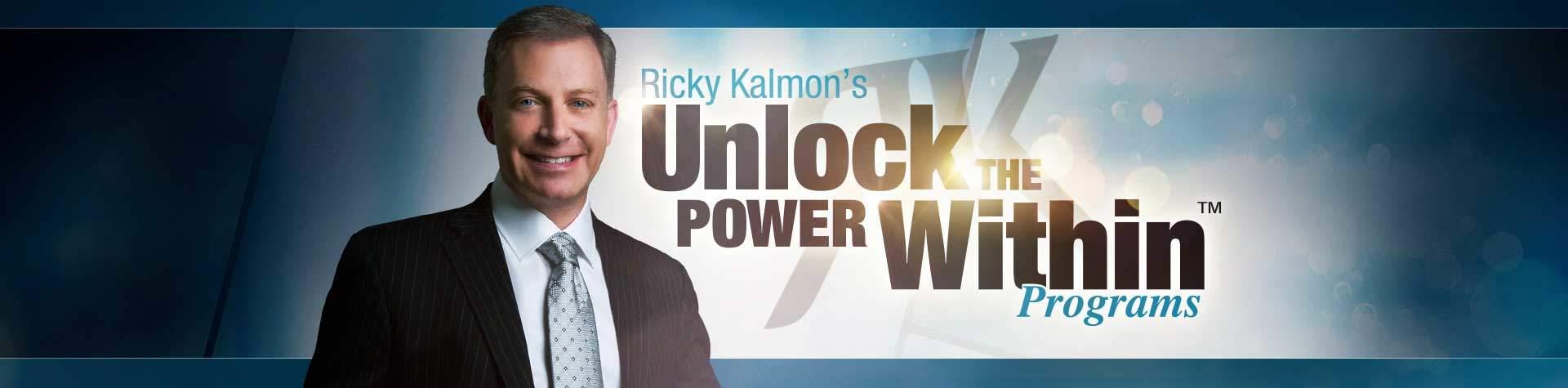 Ricky Kalmon Motivational Speaker