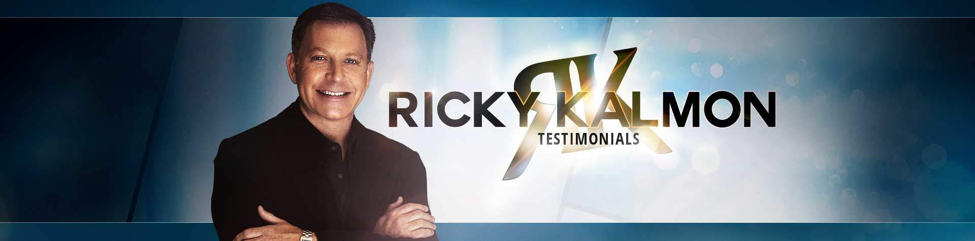 Ricky Kalmon Testimonials